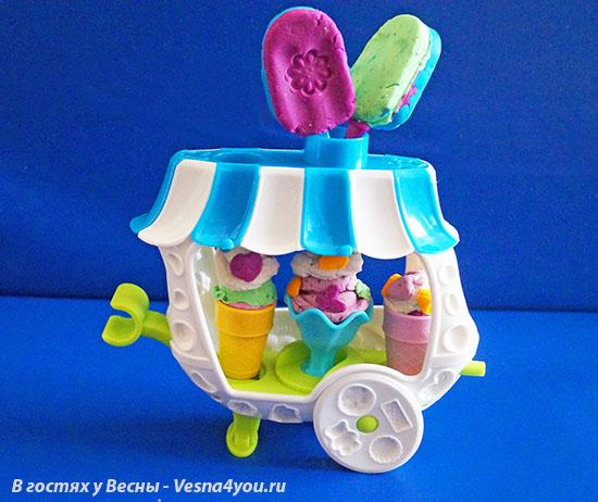 Как отмыть пластилин с игрушек